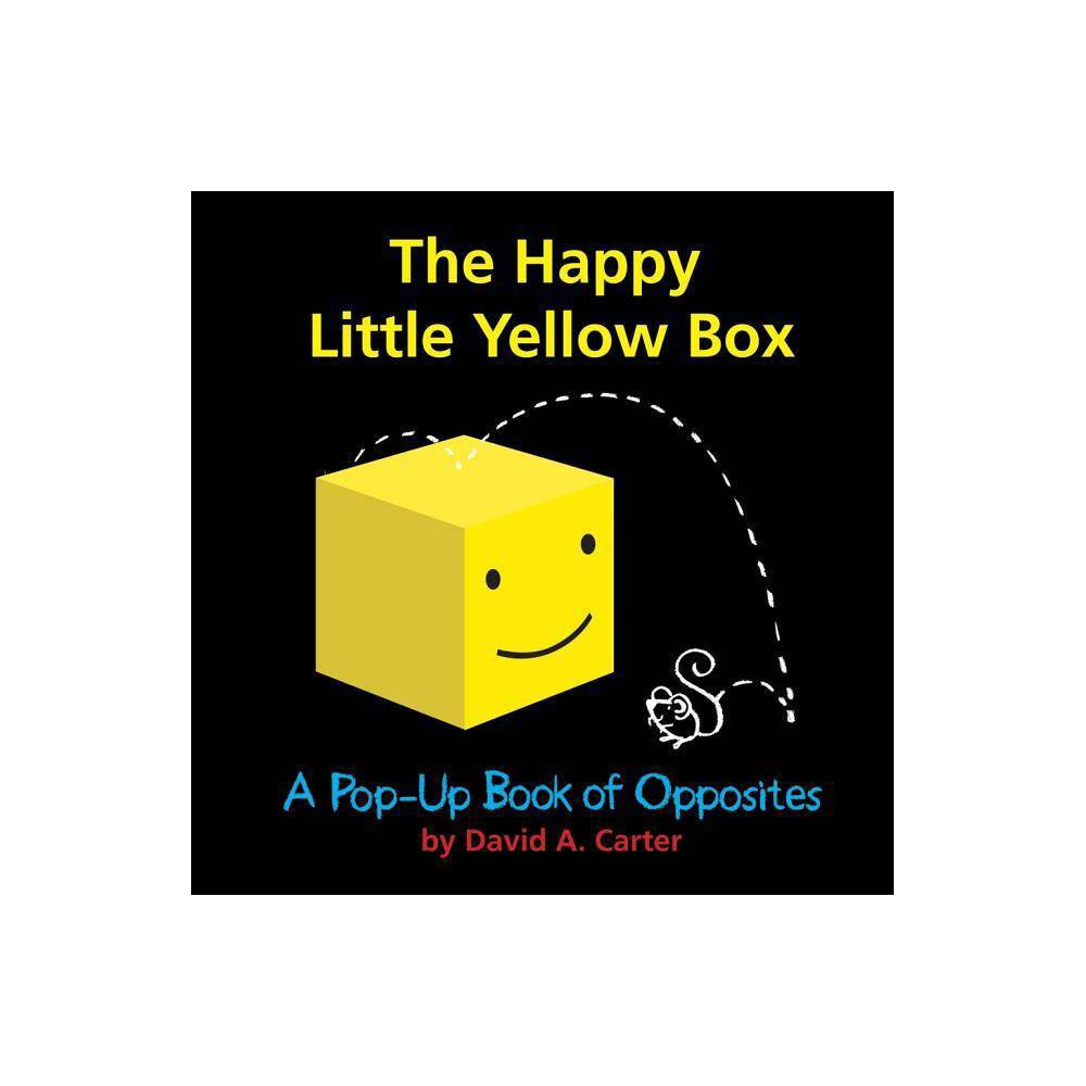 The Happy Little Yellow Box By David A Carter Hardcover