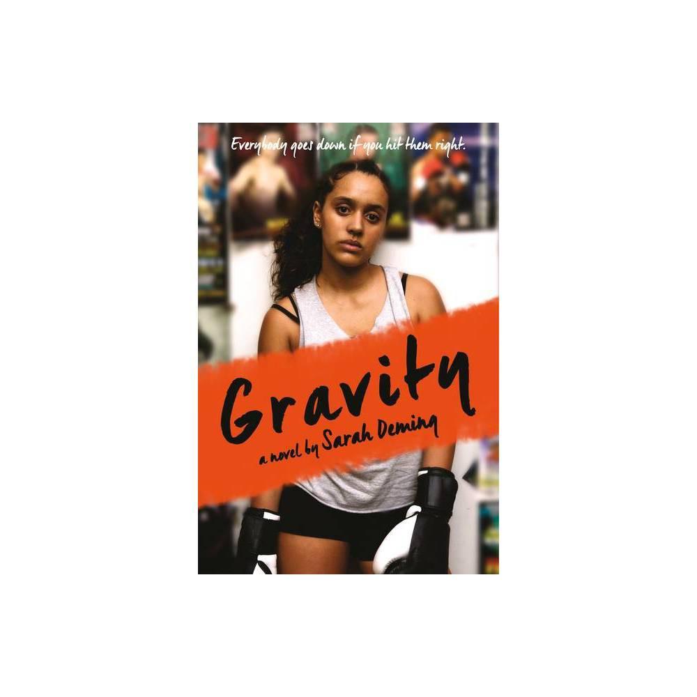 Gravity By Sarah Deming Paperback
