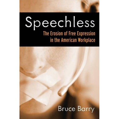 Speechless - by  Bruce Barry (Hardcover) - image 1 of 1