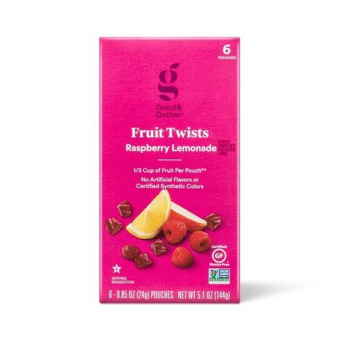 Raspberry Lemonade Fruit Bites - 5.1oz/6ct - Good & Gather™ - image 1 of 3