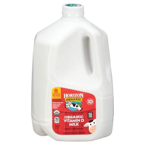 Horizon Organic Vitamin D Milk - 1gal - image 1 of 3