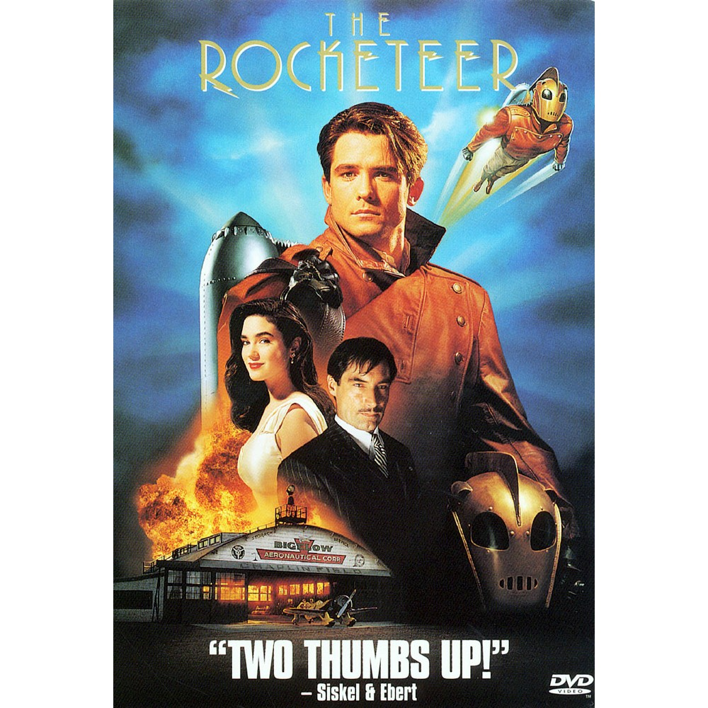 Rocketeer Dvd