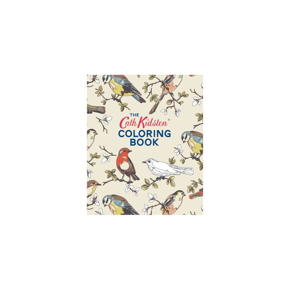 Cath Kidston Coloring Book (Paperback)