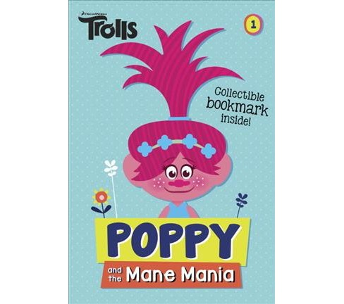 Poppy and the Mane Mania (Paperback) (David Lewman) - image 1 of 1
