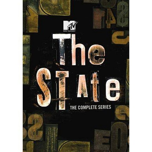 The State: The Complete Series (DVD) - image 1 of 1