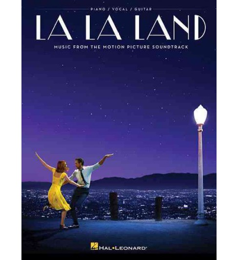 La La Land : Music from the Motion Picture Soundtrack: Piano / Vocal / Guitar (Paperback) - image 1 of 1
