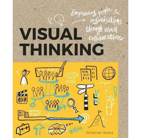 Visual Thinking : Empowering People & Organizations Through Visual Collaboration -  (Paperback) - image 1 of 1