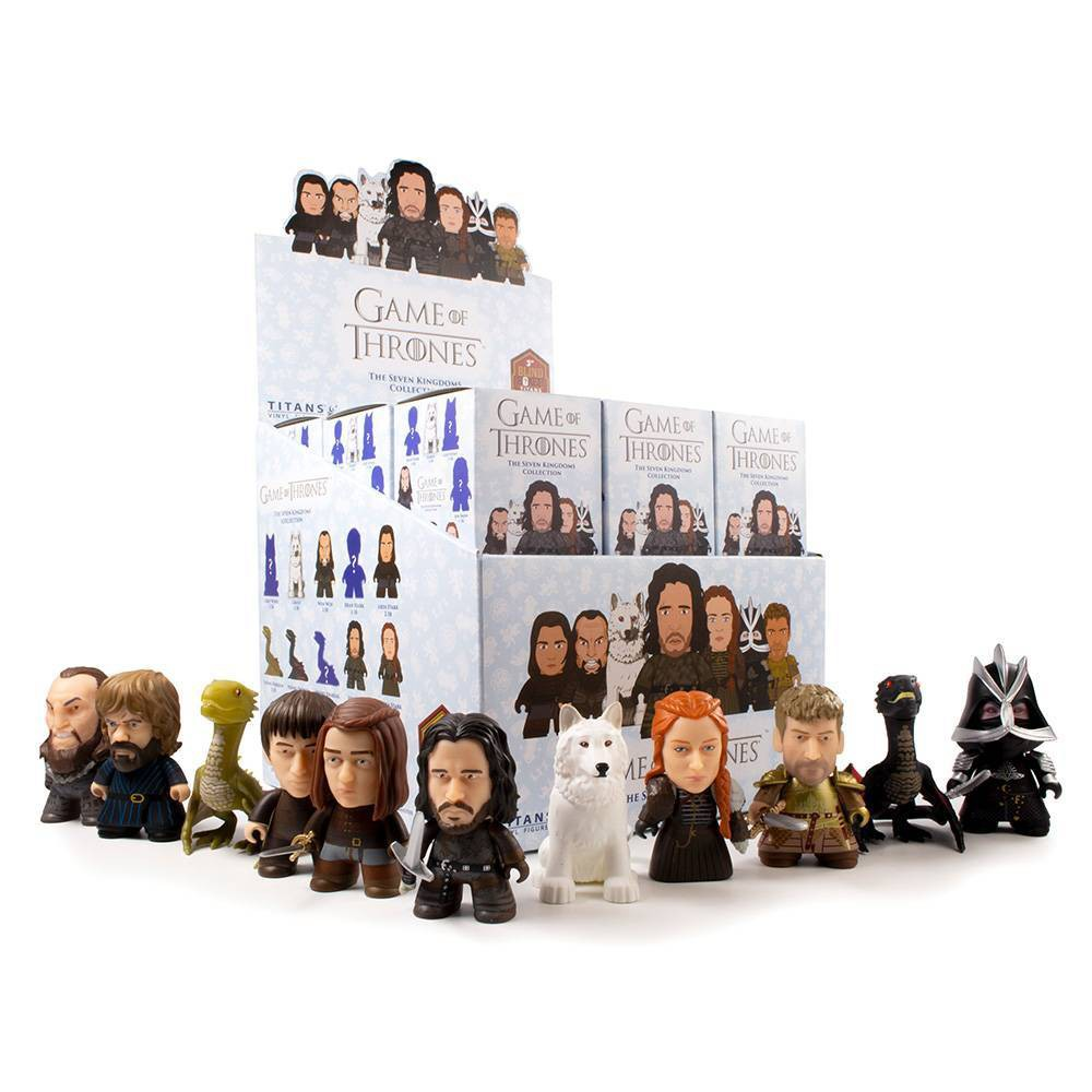 "Image of ""Game of Thrones 3"""" Vinyl Figures Blind Box"""