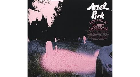 Ariel Pink - Dedicated To Bobby Jameson (CD) - image 1 of 1
