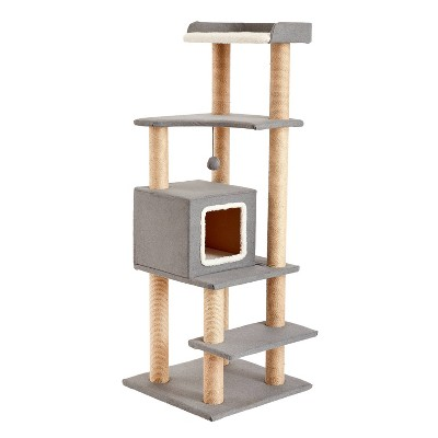 Two by Two Sequoia Cat Tower