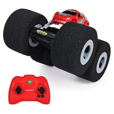 Air Hogs Super Soft Stunt Shot Indoor Remote Control Stunt Vehicle