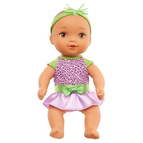 Waterbabies Sweet Cuddlers Baby Doll - Green/Purple - image 1 of 2