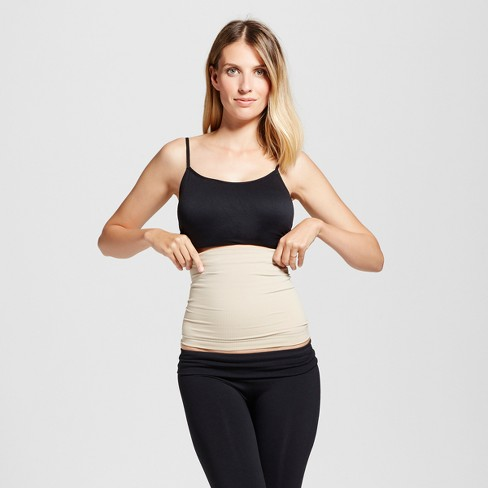 Maternity Afterband® Support Belt - Isabel Maternity™ by Ingrid & Isabel® Beige Nude L/XL - image 1 of 2