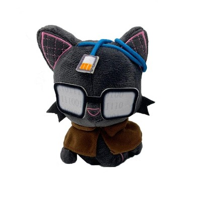 Tentacle Kitty First Responders & Essentials Little Ones Plush | IT Kitty