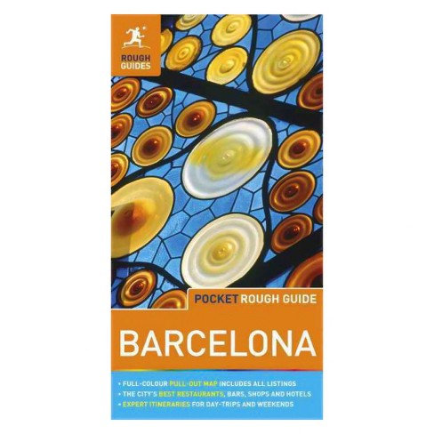 Rough Guide Pocket Barcelona -  (Pocket Rough Guide Barcelona) (Paperback) - image 1 of 1