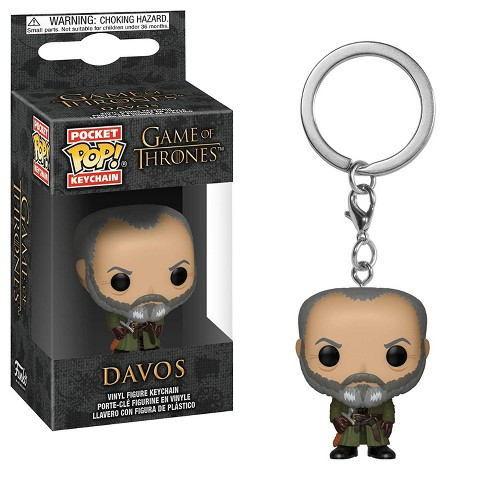 Funko POP! Keychains: Game of Thrones - Davos - image 1 of 1