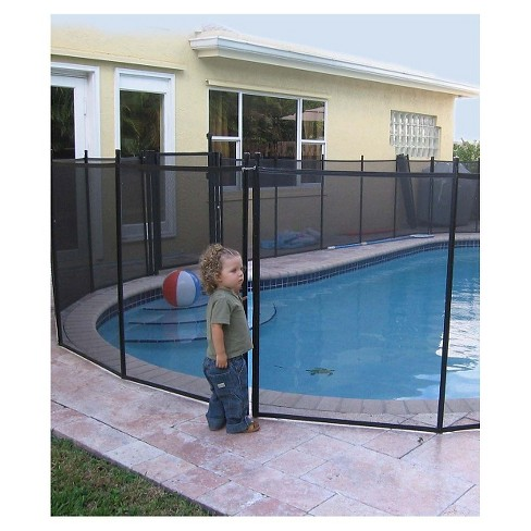 Water Warden Pool Safety Fence - image 1 of 6