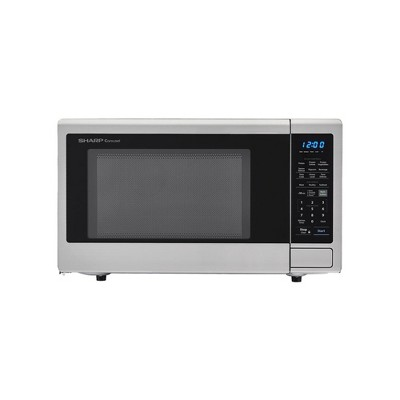 Sharp XL Family 2.2 Cu Ft Stainless Steel Microwave Oven