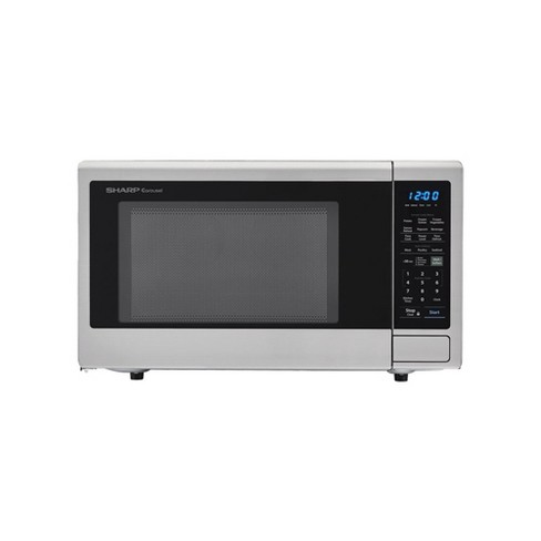 Sharp Xl Family 2 Cu Ft Stainless