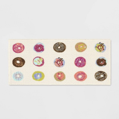 45 x20  Donuts Kitchen Rug - Opalhouse™