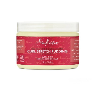 SheaMoisture Red Palm Oil & Cocoa Butter Curl Stretch Pudding - 12oz