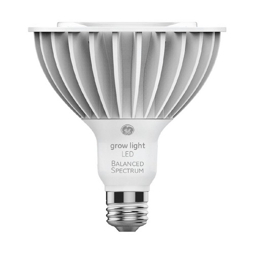 General Electric PAR38 Grow Light With Balanced Spectrum Seeds & Greens LED Light Bulb Clear