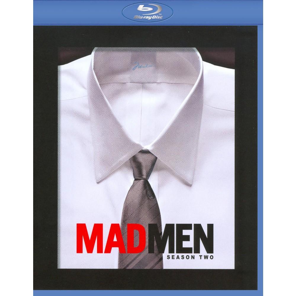 Mad Men Season Two Blu Ray
