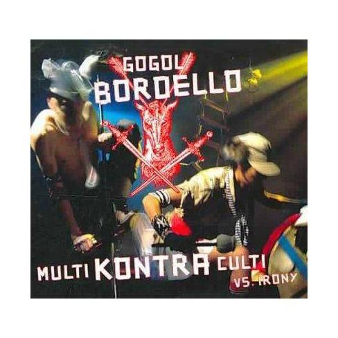 Gogol Bordello - Multi Kontra Culti (CD) - image 1 of 1