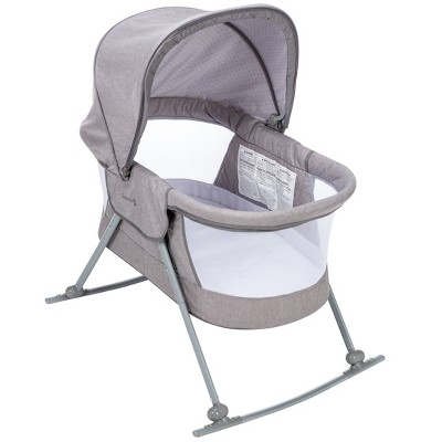 Safety 1st Nap and Go Rocking Bassinet - Star Gazer
