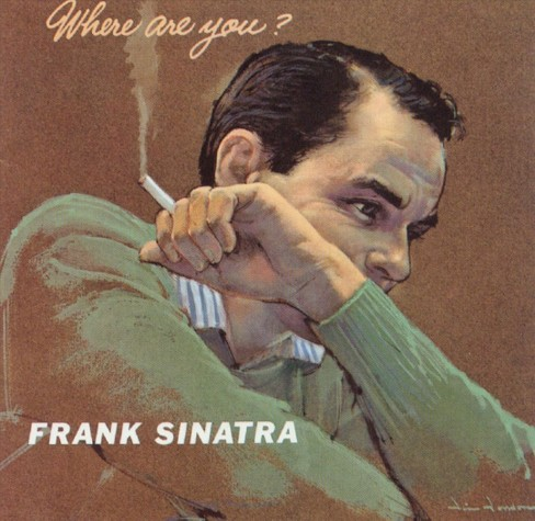 Frank sinatra - Where are you (CD) - image 1 of 1