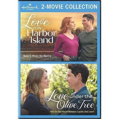 Hallmark 2-Movie Collection: Love on Harbor Island / Love Under Olive Tree (DVD)(2021)