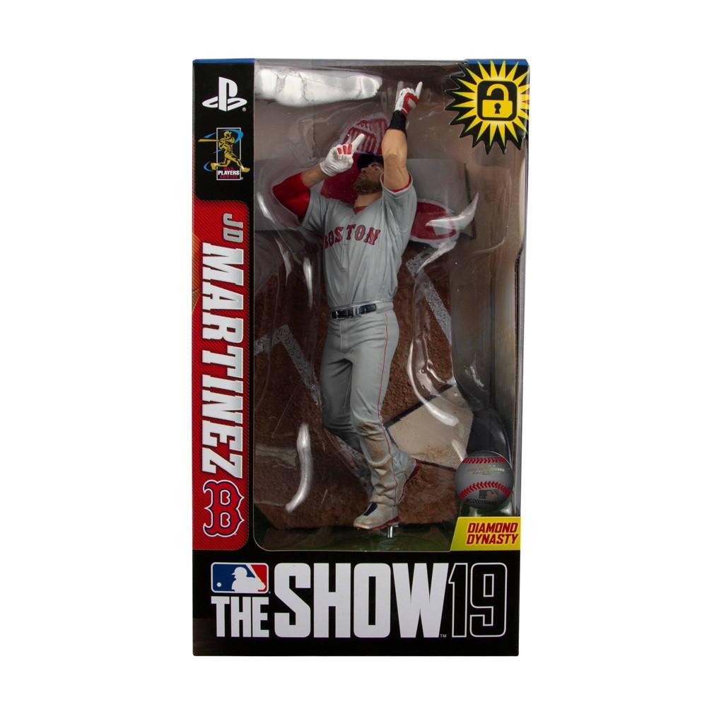 Boston Red Sox McFarlane Toys MLB The Show 19 Figure - JD Martinez Boston Red Sox McFarlane Toys MLB The Show 19 Figure - JD Martinez Gender: Unisex.
