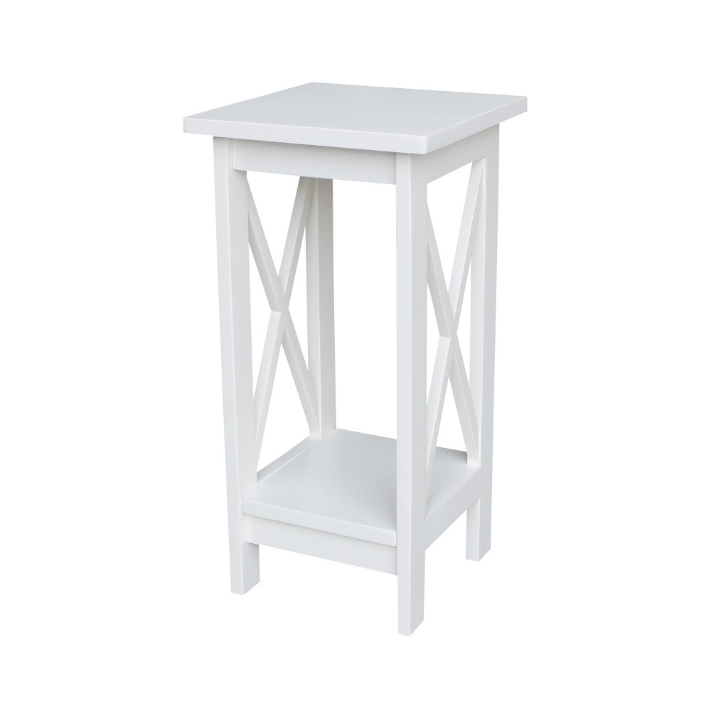 Image of 24 X - Ided Plant Stand - Snow White - International Concepts