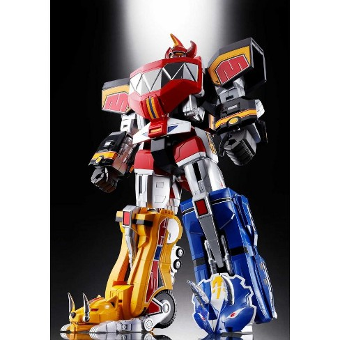 Power Rangers - Soul of Chogokin GX-72 Megazord Action Figures - image 1 of 6