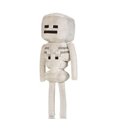 "JINX Inc. Minecraft 12"" Skeleton Plush"