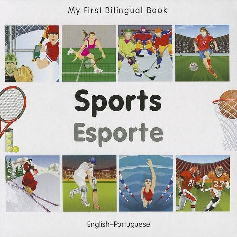 Sports/Esporte - (My First Bilingual Book) (Board_book) - image 1 of 1