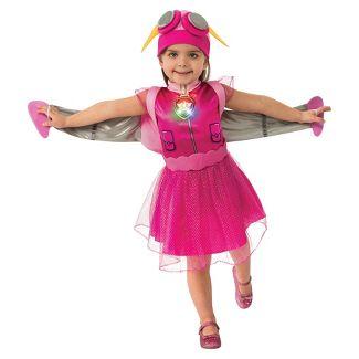 Toddler PAW Patrol Skye Halloween Costume Dress - 2T-3T