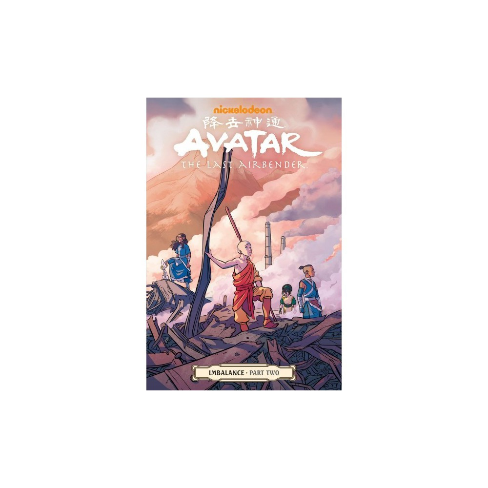 ISBN 9781506706528 product image for Avatar - the Last Airbender - Imbalance - (Paperback) | upcitemdb.com