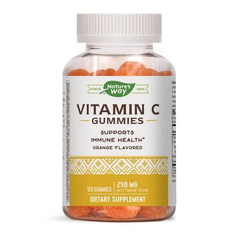 Nature's Way Vitamin C Gummy - 120ct - image 1 of 3