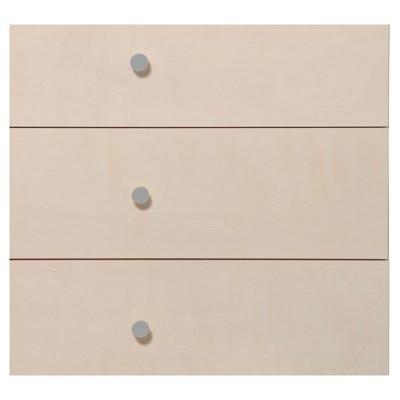 Babyletto Gelato Knob Set for Dresser - Gray