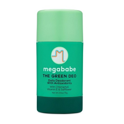 The Green Deo Daily Deodorant with Antioxidants - 2.6oz