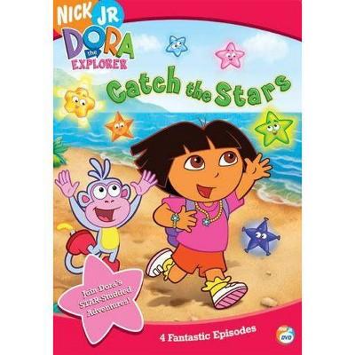 Dora The Explorer: Catch the Stars (DVD)(2005)