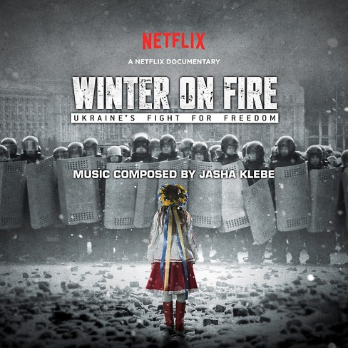 Jasha klebe - Winter on fire (Ost) (CD) - image 1 of 1