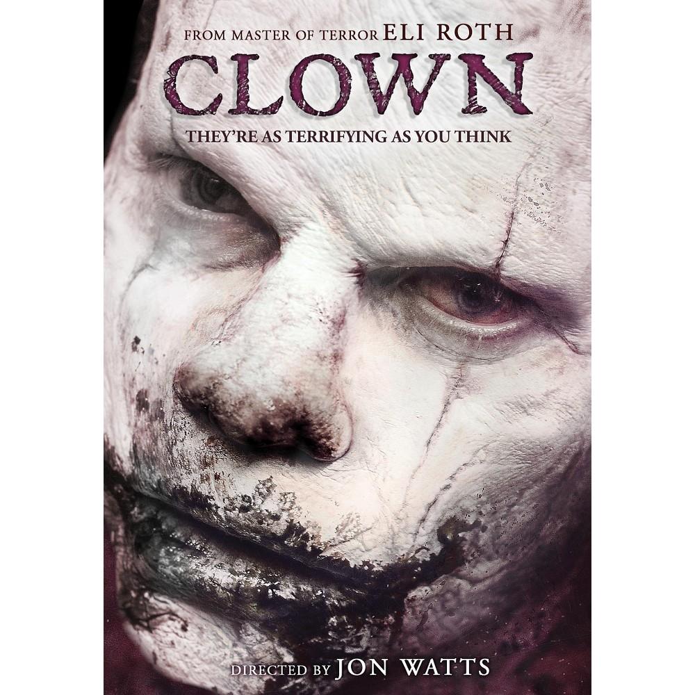 Clown (Dvd), Movies