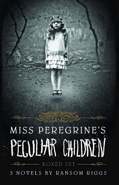 Miss Peregrine's Peculiar Children Trilogy Boxed Set (Hardcover) by Ransom Riggs - image 1 of 1