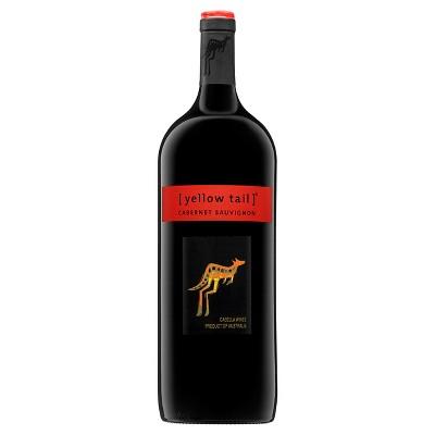 Yellow Tail Cabernet Sauvignon Red Wine - 1.5L Bottle