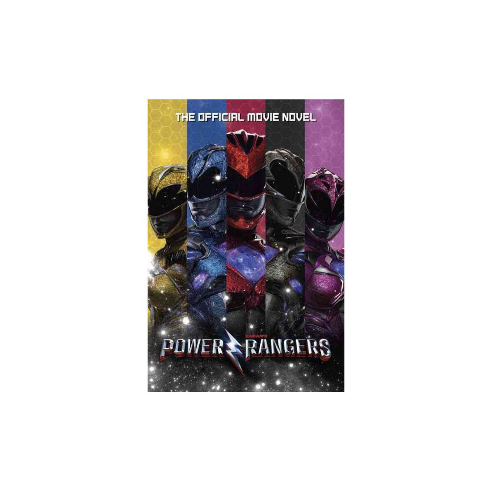 Power Rangers : The Official Movie Novel (Paperback) (Alexander Irvine)