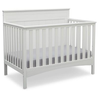 Delta Children® Fancy 4-in-1 Standard Full-Sized Crib - Bianca
