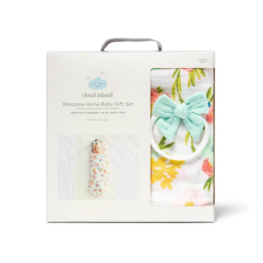 Image of Hospital Gift Set with Headband - Cloud Island