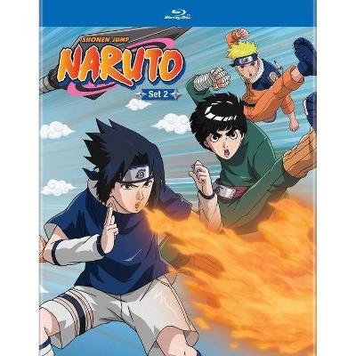 Naruto Box Set Volume 2 (Blu-ray)(2021)